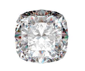 Cushion Cut Diamond Shape