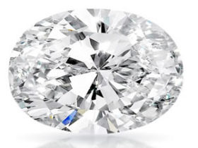 Oval Cut Diamond Shape