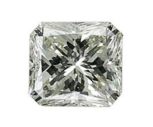 The Radiant Cut Diamond Shape