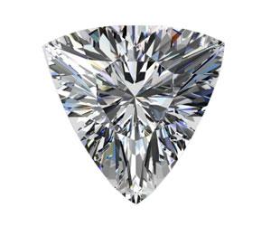Trilliant Cut Diamond Shape