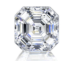 Asscher Cut Diamond Shape