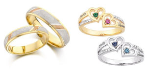 Diamond Engagement Ring for Couples