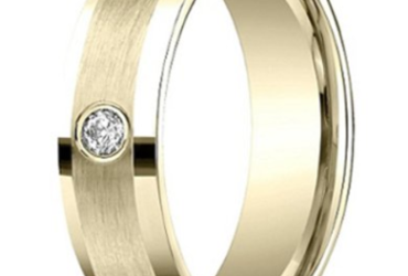 Diamond Engagement Bands