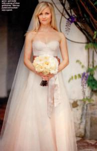 Reese Corset Wedding Dress