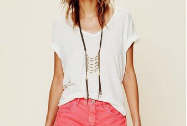 Fashion Pinkish Red Color