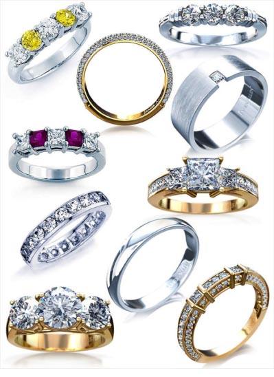 Select Wedding Rings