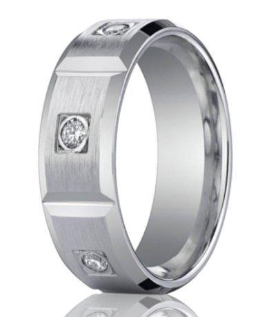 Diamond Rings Mens