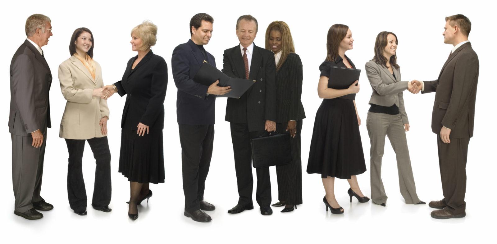 Dress for a Job Interview