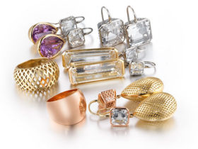 Jewelry for a Black Tie Event