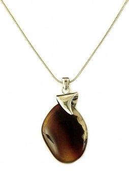 Pebble Stone Necklace