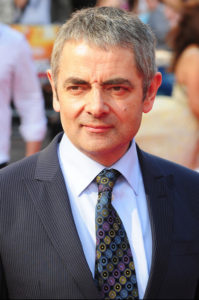 Rowan Atkinson in London