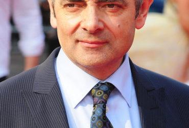 Rowan Atkinson in London
