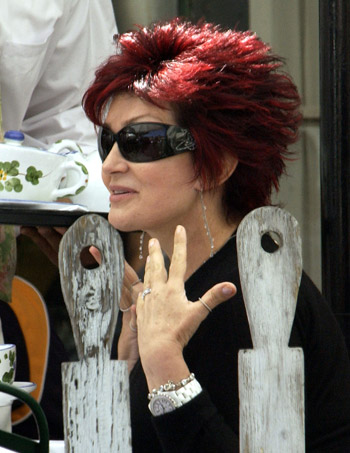 Sharon Osbourne Watch