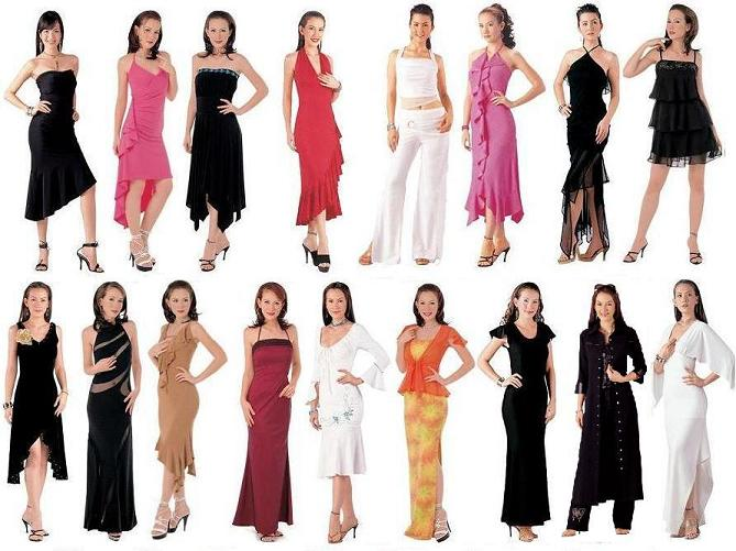 Womens Formal Wear