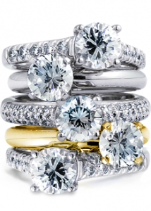 Diamond Engagement Rings Collections