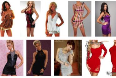 Fashionable Club Dresses