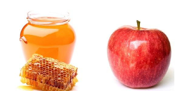 Honey + Apple Homemade Acne Treatment