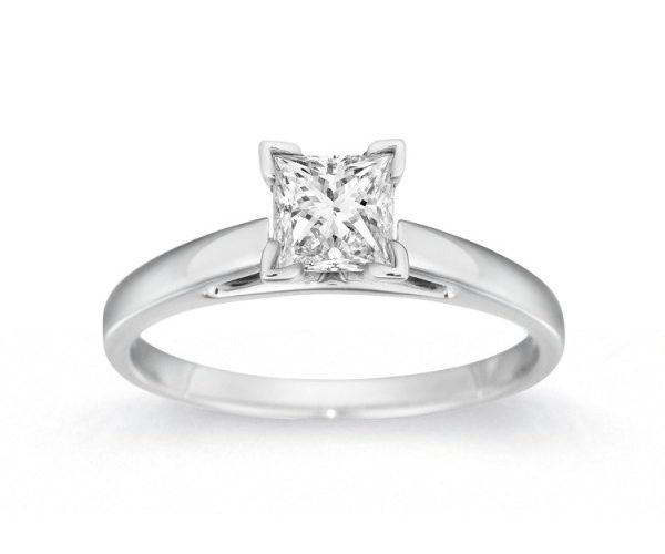 Princess Elite Diamond Ring