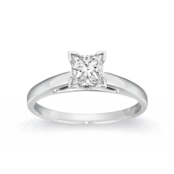 Princess Elite Diamond Ring