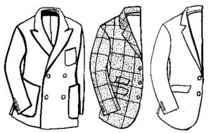 Sports Jacket or Suit Coat