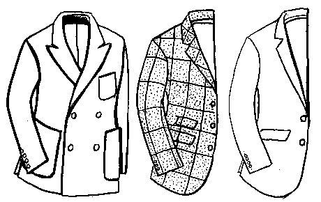 Sports Jacket or Suit Coat