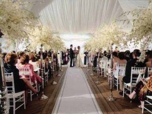 Types Of Tents for Wedding