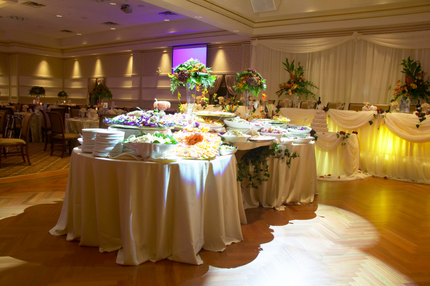 Wedding Caterers