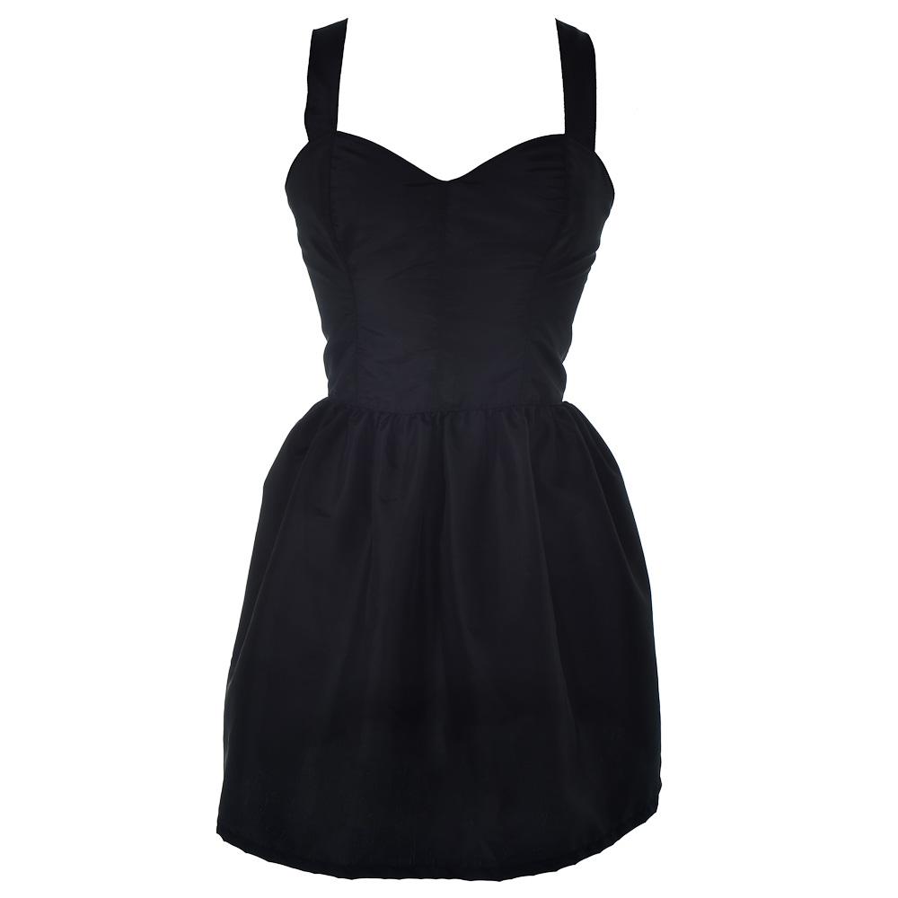 Bombshell Little Black Dress