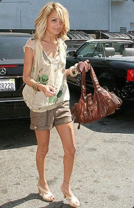 Celebrities Gucci Handbags
