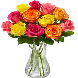 Gift Flower Basket