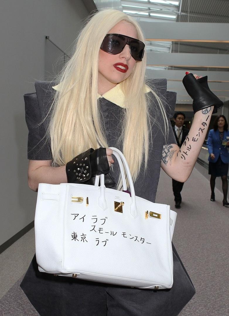 The Birkin Lady Gaga Bag