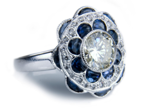 Engagement Rings Trending