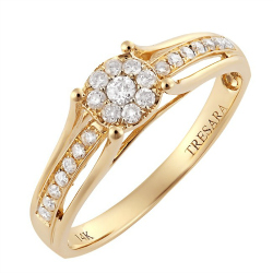Wedding Gold Ring