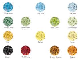 Colour Diamonds