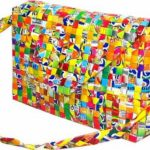 Bags Made Out Of Candy Wrappers