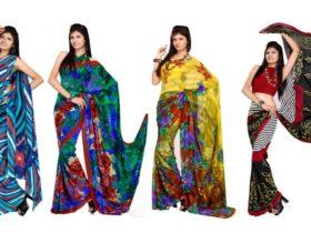 Indian Sarees Girls