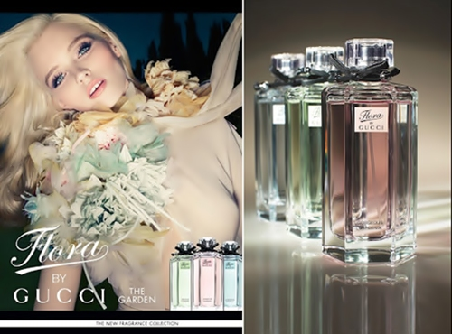 Flora Gucci Fragrances