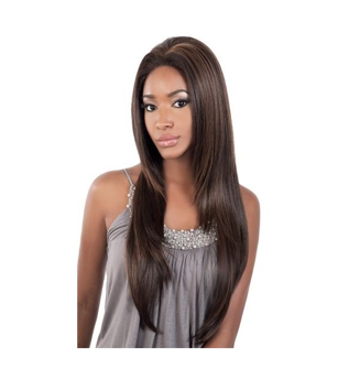 Beshe Synthetic Lace Front Wig Lace-53