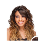 Equal Invisible Part Lace Front Wig Bently