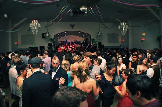 Formal Parties