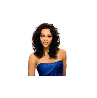 Outre Synthetic Lace Front Wig Vicki High Tex