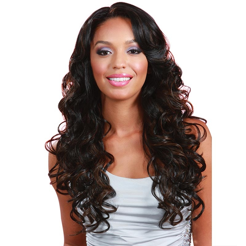 Bobbi Boss Synthetic Lace Front Wig Lesia