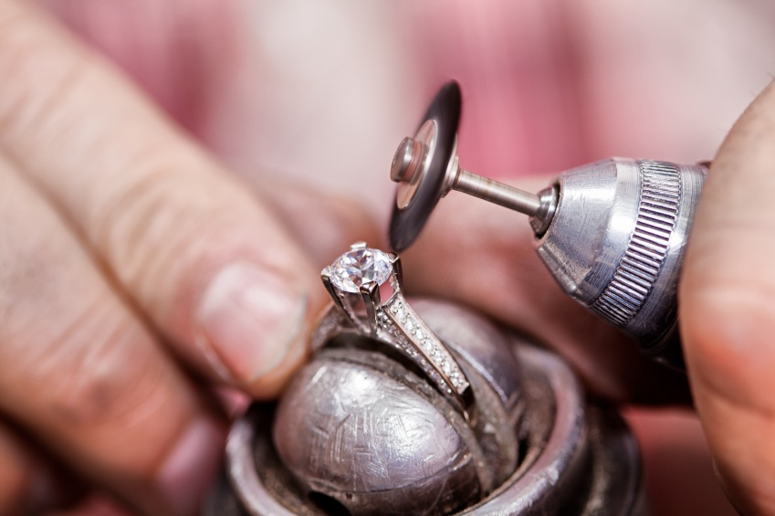Maintain Your Engagement Ring
