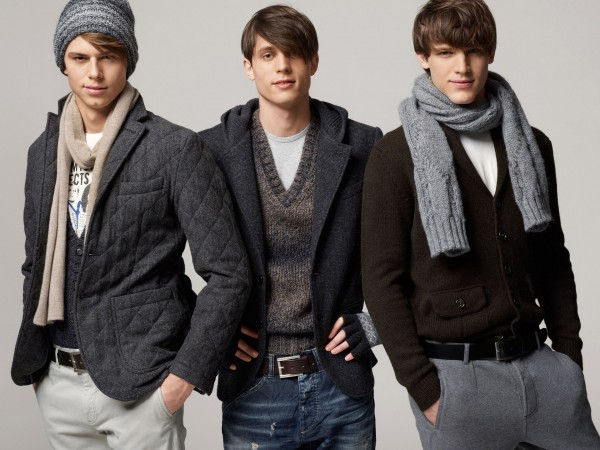 Men Winter Fashion Style