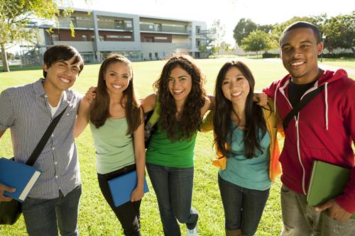 mutual friends college