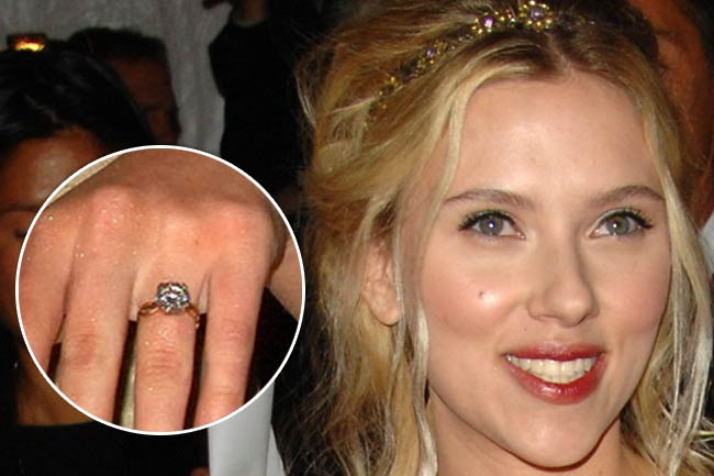 Scarlett Johansson Ring