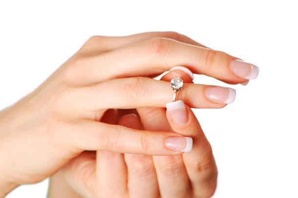 custom diamond rings