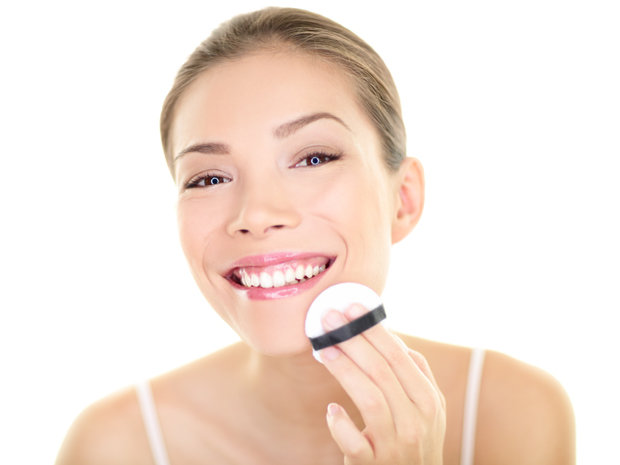 Makeup Round Face Women