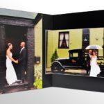 wedding photo pose album design