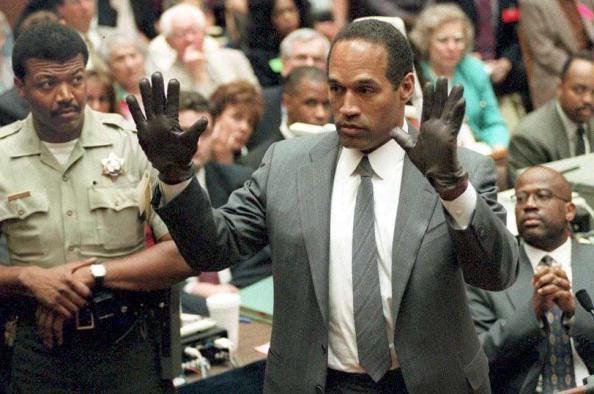 O.J. Simpson Gloves
